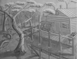 swamp house by lordtree