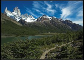 Mt. Fitz Roy, Argentina by Uriba