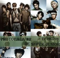 Photopack #2 de Super Junior by JoseCr97