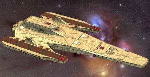 Heracles Class Mk2 by Roguewing