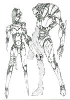 Cyborgs by phantom62