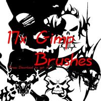 Free Gimp Brushes by vnnexpress