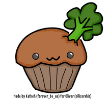 Broccoli Muffin by Katheh