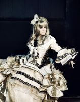 Hizaki. Ice Princess by PlatinumEgoist