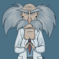 Dr. Wily by TheCatlady