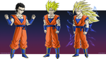 Krillin Jr.: Secret Prince By Elyas11 by TheOneKingLeek