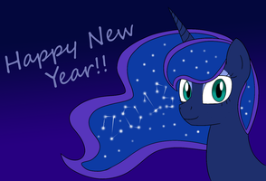 Happy New Year 2013 by Haxorus31