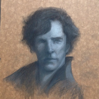 Holmes Sketch by danfs85