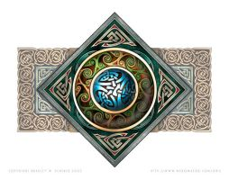 Celtic Knotwork Design by BWS