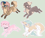 canine adoptables //CLOSED by mesavy