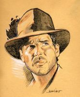 Indy The man by jeffzombie37