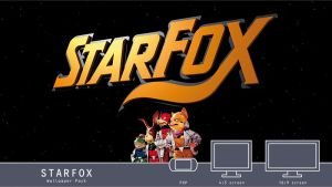 Starfox Wallpaper Pack by LGRuffa