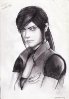 Claire Redfield by AlbertKong-my