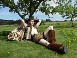 Larp Character Conny by Nordic-Dragon