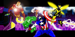 Avengers who? by onecoyote