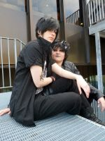 The Mortal Instruments: Just casually Malec by Kitsu-pon