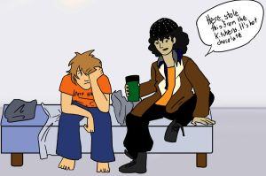 DR - Old, old help Jamie sleep mission by ShadowsAndLight