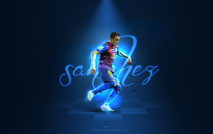Sanchez Wallpaper by destroyer53