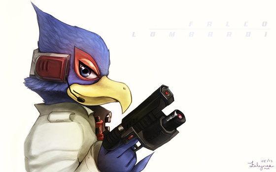 Falco by Felynea