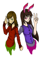 THE.RABBIT.GIRLS by RabbitLuver21