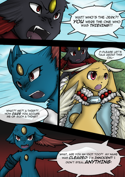 PMD - Welcome To The Show - M6 - Page 9 by MiaMaha