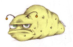 Miffed Maggot in Colour by stuartmcghee
