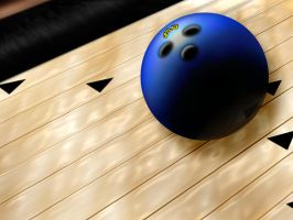 Bowling Ball Revisited by LarryDNJR