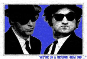 blues brothers by the-snoo