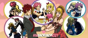 Everything is perfect with you |NaLu| by HinamoriMomo21