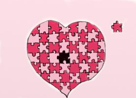 Puzzle Of My Heart by emmawhit