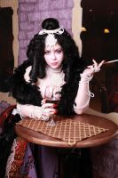 Trinity Blood Manga Cosplay: Jane JJ by alberti