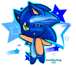 Star Sonic by DarkStarling716