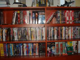 My DVD collection by WisdomSeven