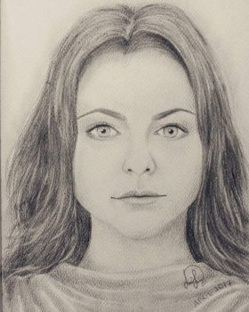 Amy Lee from Evanescence by Laily95