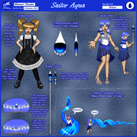 SMV - Sailor Aqua - Masumi by Chibi-Sugar