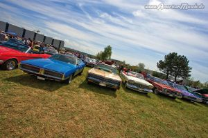 mopar parade by AmericanMuscle