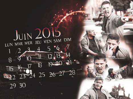 June 2015 Supernatural by N0xentra