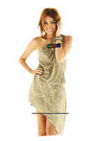 Miley Cyrus PNG by LiamRadiateLove