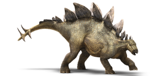 Jurassic World: Stegosaurus by sonichedgehog2