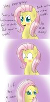 Ask Fluttershy! by DallyDog101