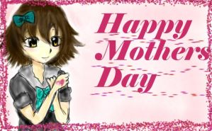 Mothers Day Card. c: by BowsNBears