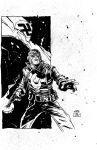 Lobster Johnson - Mike Henderson - Egli - Inks by SurfTiki