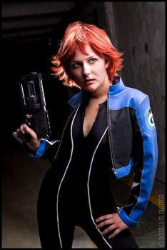 Perfect Dark III by DMHolman
