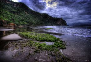 hdr - parangtritis 01 by mayonzz