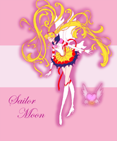 Eternal Sailor Moon by Tomecko