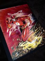 The Flash by animaddict