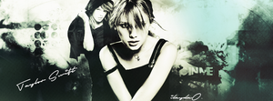 Taylor Swift Facebook Cover by Ari-Ilayda