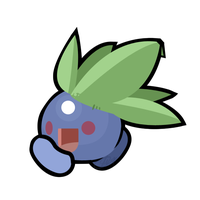 Oddish - Draw 'Em All Dex by SteveKdA