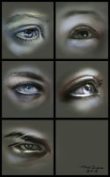 Eye study 3 by Multiimage