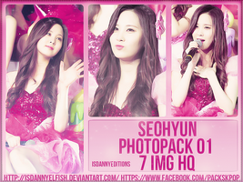 Seohyun (SNSD) - PHOTOPACK#01 by JeffvinyTwilight